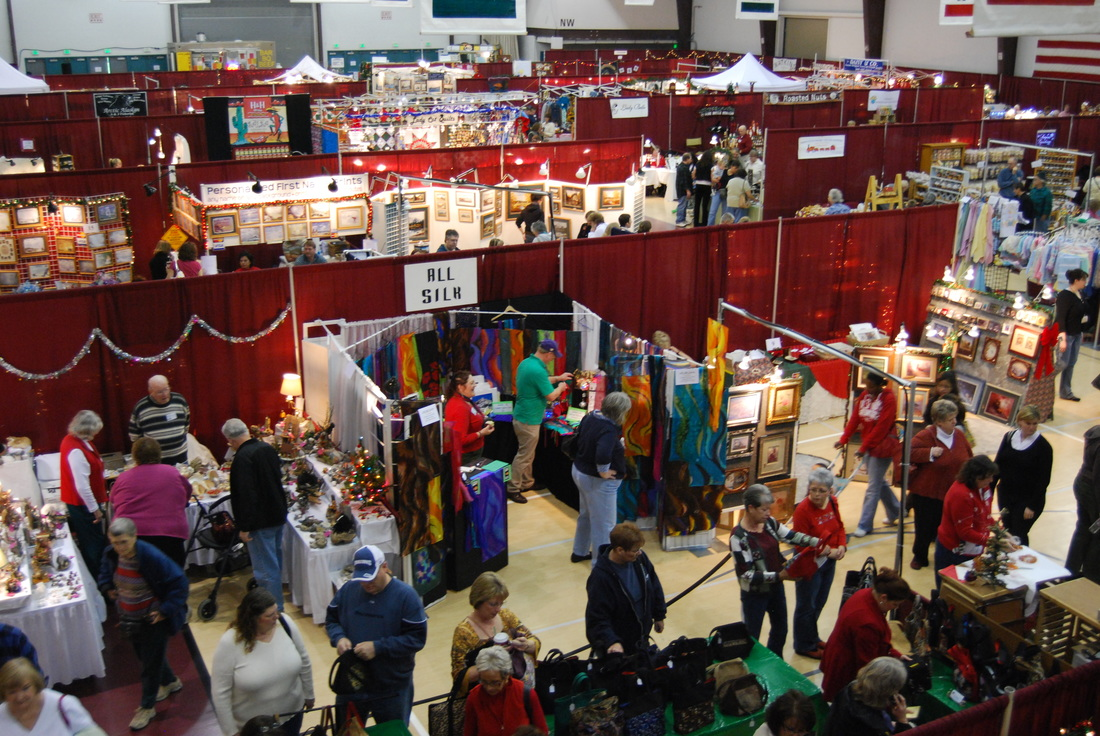 2019 Bremerton Holiday Gift and Food Fair - Bremerton, WA